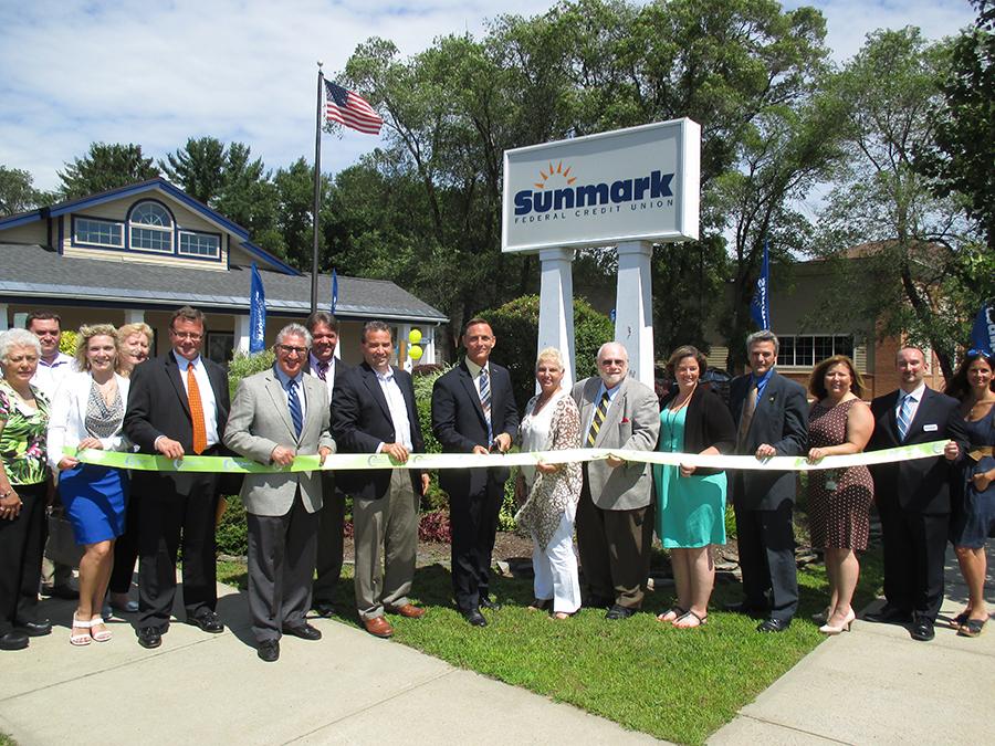 Sunmark Fcu Celebrates Remodeled Glenville Branch