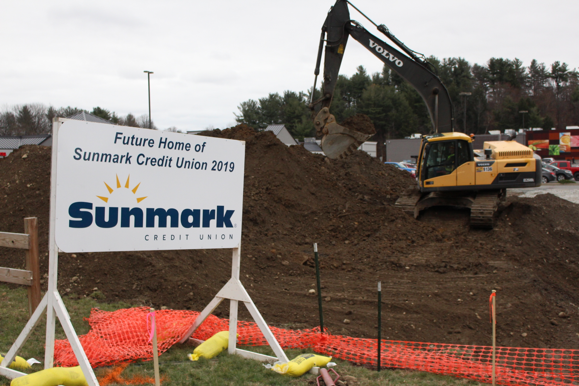 Sunmark Federal Credit Union Breaks Ground at New Brunswick