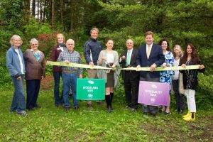 CDPHP Health and Wellness Trails Open at Pine Hollow Arboretum