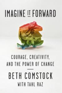 Imagine it Forward book cover